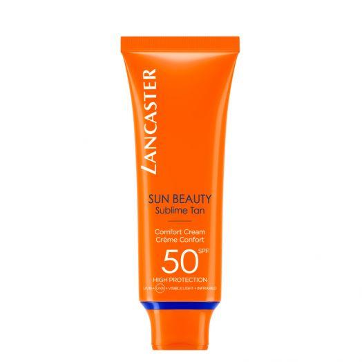 Lancaster Sun Beauty Comfort Touch Cream 50 Ml