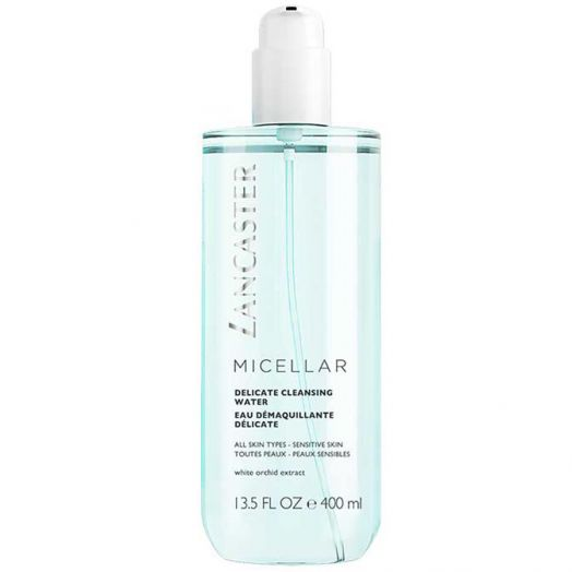 Lancaster Micellar Delicate Cleansing Water 400 Ml
