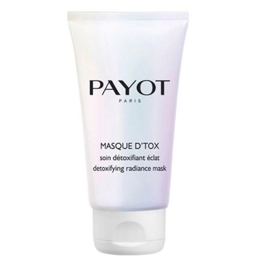 Payot Masque D'Tox Tratamiento Purificante Efecto Luminosidad 50 Ml