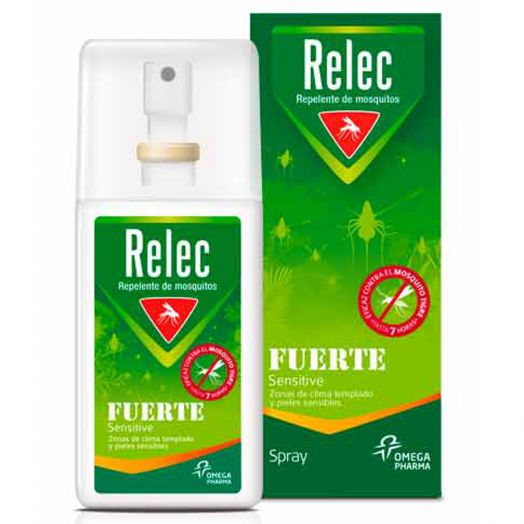 Relec Fuerte Sensible Spray 75Ml 75