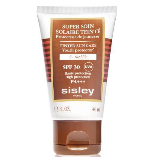 Sisley Super Soin Solaire Teinté Spf 30 Amber 40 Ml