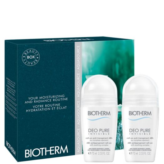 Biotherm Deo Pure Desodorante Invisible Roll-On