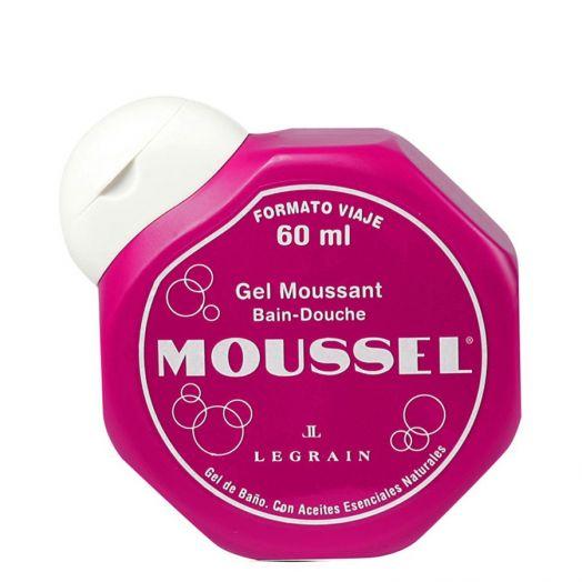 Moussel Moussel Gel de Baño Formato Viaje 60 ml