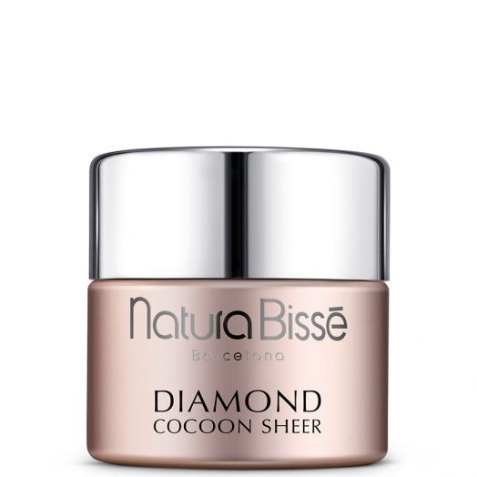 Natura Bissé Diamond Cocoon Sheer Cream SPF 30 PA++ Crema Hidratante Fortalecedora Con Color 50ml