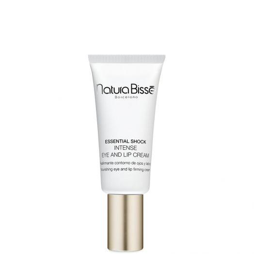 Natura Bissé Essential Shock Intense Eye & Lip Treatment Reafirmante Contorno De Ojos Y Labios 15ml