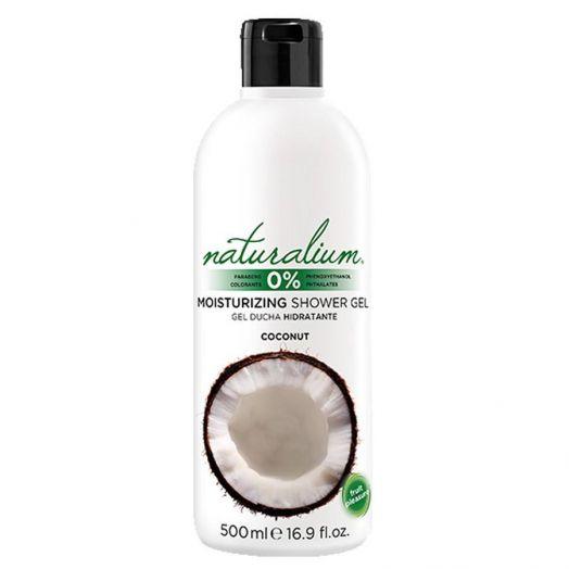 Naturalium Gel de Ducha Coco 500 ml