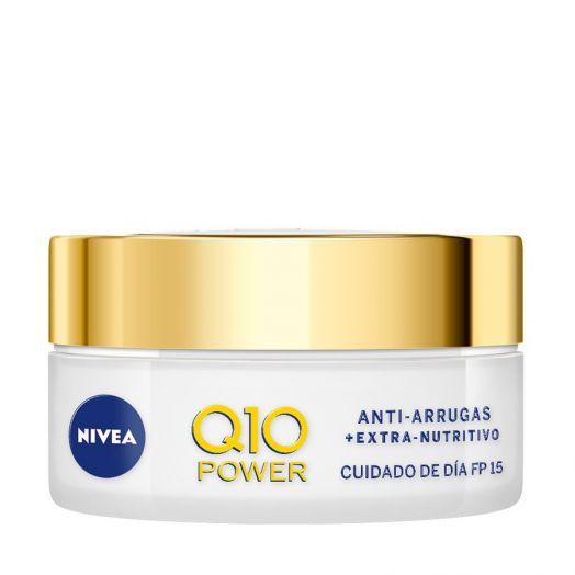 Nivea Q10 Power Antiarrugas Extra-Nutritiva Crema Cuidado de Día 50 ml
