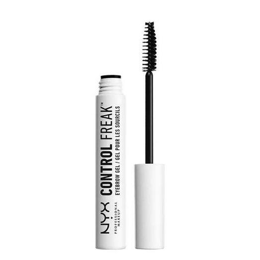 Nyx Professional Make Up Control Freak Eyebrow Gel Fijador de maquillaje para cejas