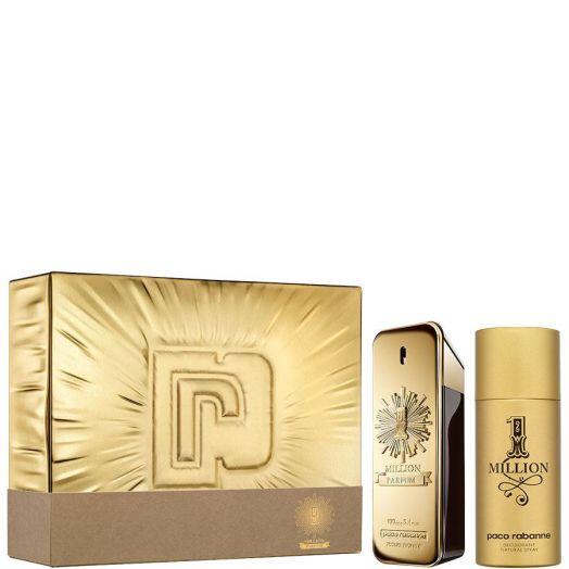 Paco Rabanne 1 Million Eau de Parfum Spray 100 ml + Desodorante Estuche