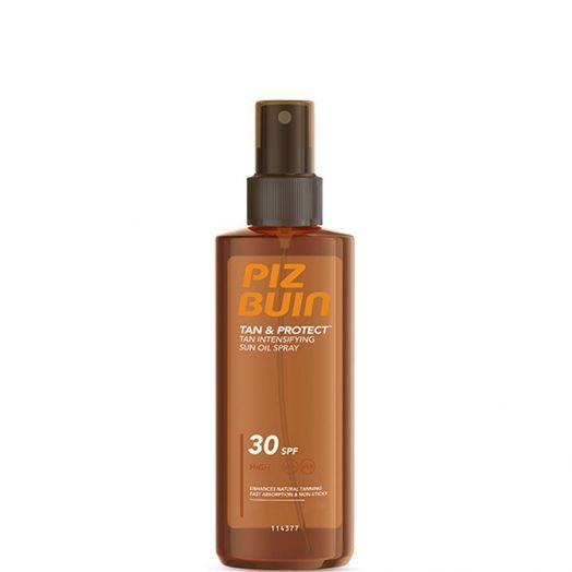Piz Buin Tan & Protect Aceite Acelerador Del bronceado SPF30 Spray 150 ml