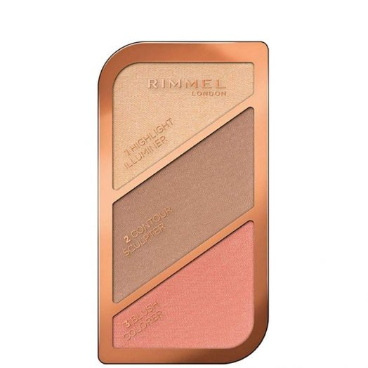 Rimmel London Paleta Face Kate Sculp