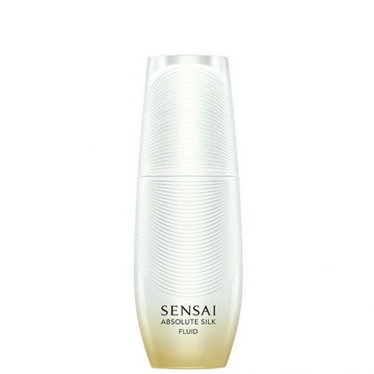 Sensai Absolute Silk Fluid Fluido Anti-Edad Para Piel Normal Y Mixta 80 Ml