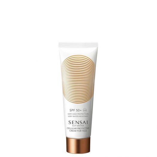 Sensai Silky Bronze Cellular Protective Cream For Face 50 ml