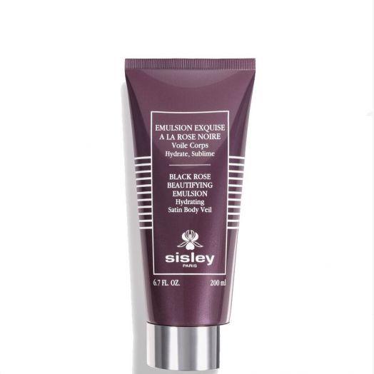 Sisley Rose Noire Emulsion Corps Emulsión Ultrahidratante Y Embellecedora 200 ml