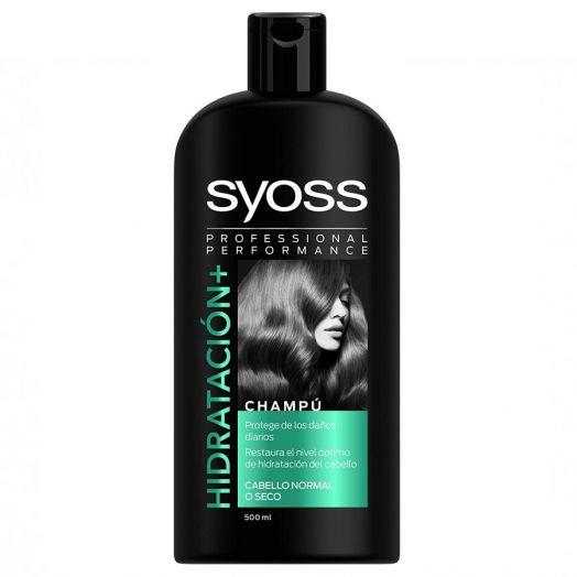Syoss Hidratación+ Champú 500 ml