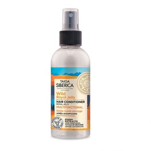 Taiga Siberica Acondicionador capilar natural Spray multifuncion