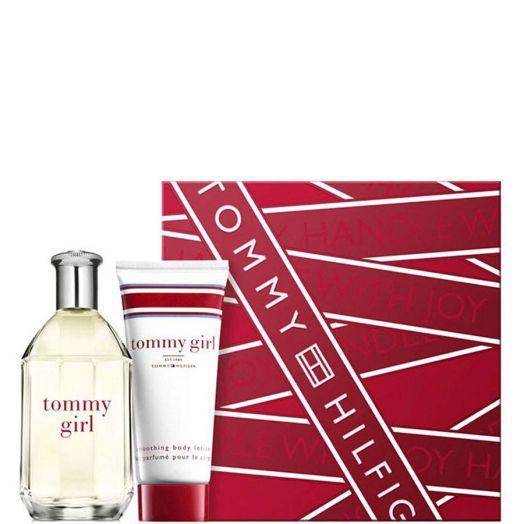 Tommy Hilfiger Tommy Girl Eau de Toilette Spray 100 ml + Body Estuche