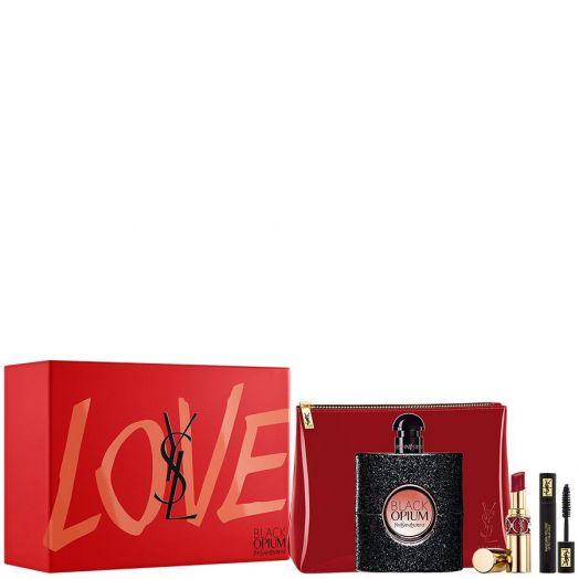 Yves Saint Laurent Black Opium cofre de regalo 90 ml