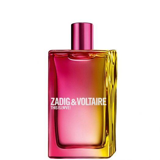 Zadig & Voltaire This Is Love For Her Eau de Parfum Spray