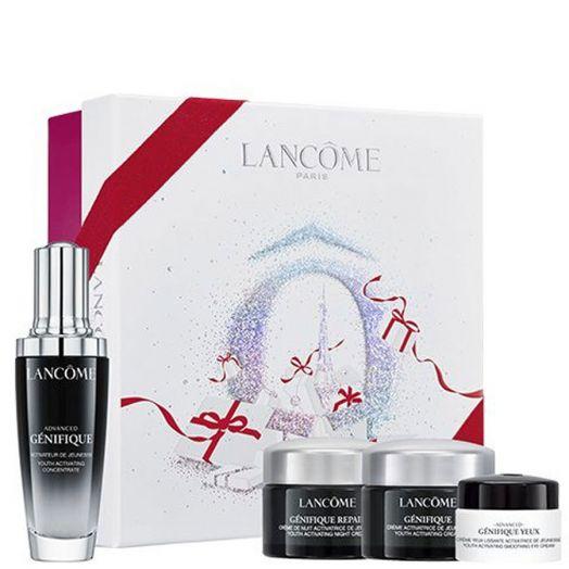 Lancôme Advanced Génifique Microbioma  Sérum 50 ml + Tratamiento Estuche