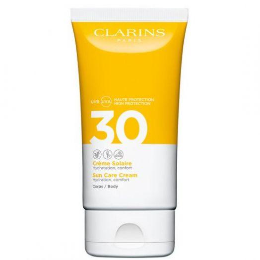 Clarins Crème Solaire Crema Solar Hidratante Conf
