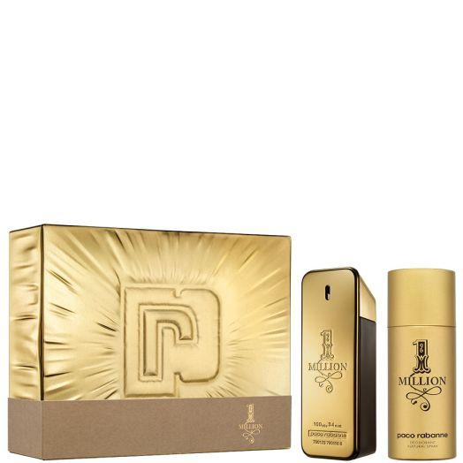 Paco Rabanne 1 Million Eau De Toilette Spray 100Ml + Desodorante
