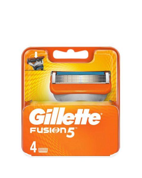 Gillette Fusion5 Recambios 4u