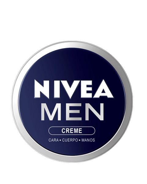 Nivea Men Crema Hidratante Cara Cuerpo Manos