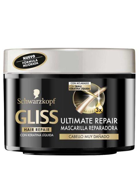 Schwarzkopf Gliss Ultimate Repair Mascarilla 200 Ml