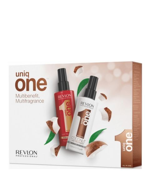 Revlon Uniq One Coco Uniq One + Uniq One Coconut Estuche