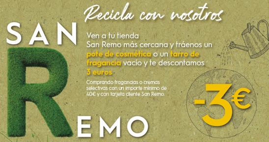 Recicla con San Remo