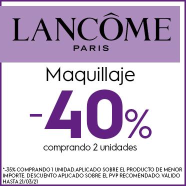 Promoción Maquillaje Lancôme