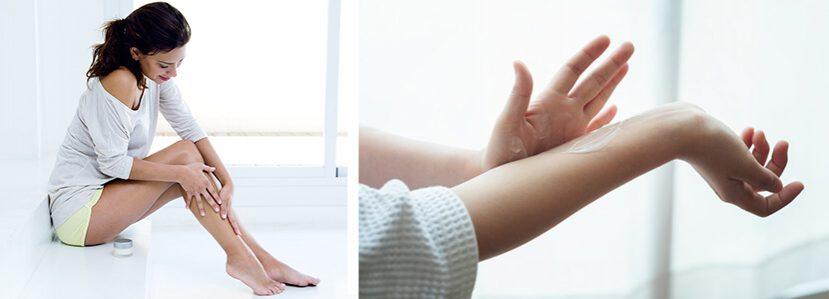 La importancia de hidratar la piel